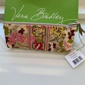VERA BRADLEY brush & pencil case